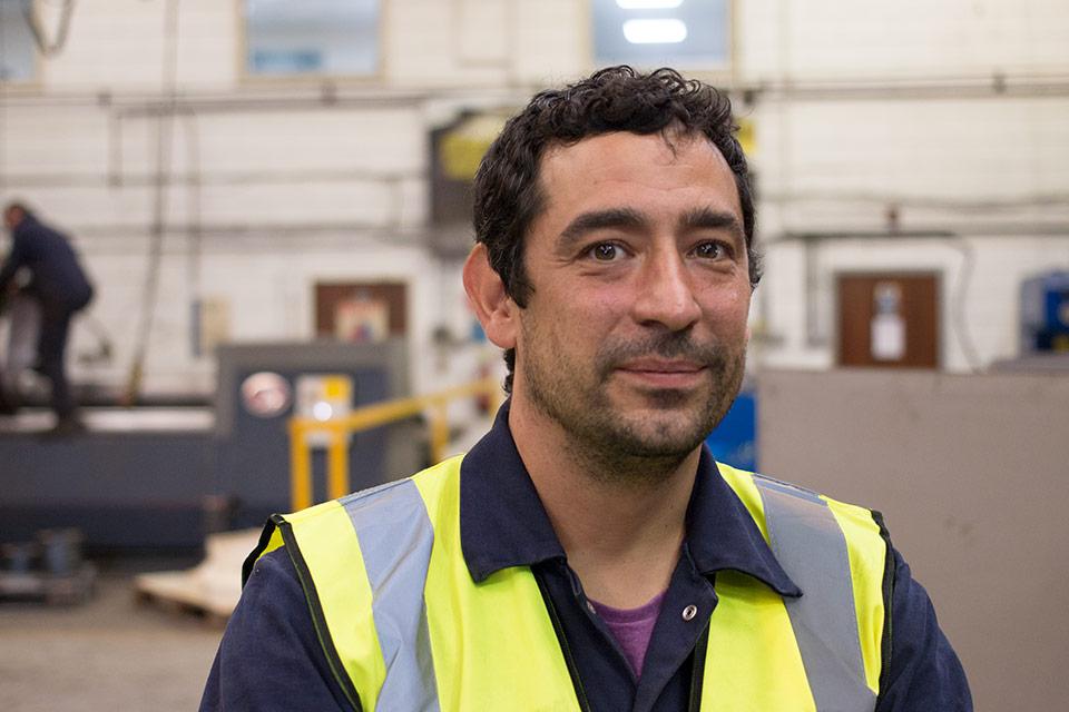 Spirotech-SRD Group appoints new service engineer, John Sicheri