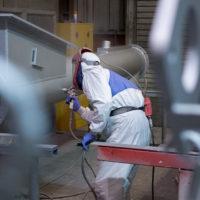 Spray shop facility - Spirotech-SRD