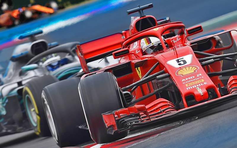 Win F1 tickets