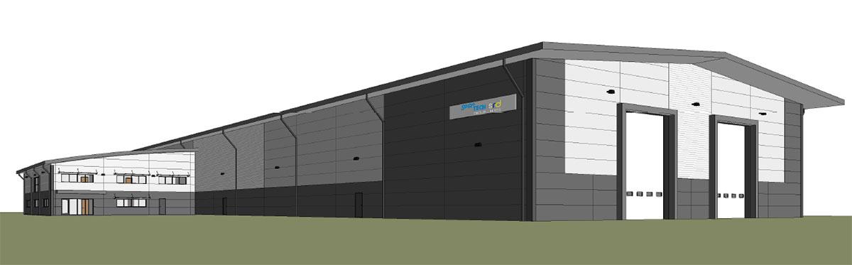 Spirotech new engineering Smart Factory