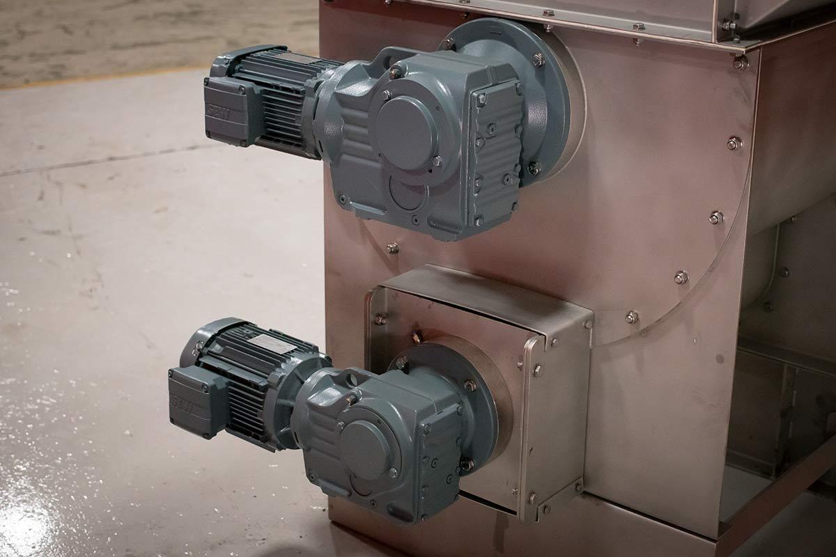 Bins, Hoppers & Mix Tanks | Spirotech SRD Group Ltd