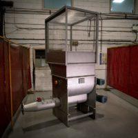 Organic waste conveyor - Spirotech