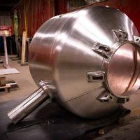 Digester - pressure vessels - Spirotech