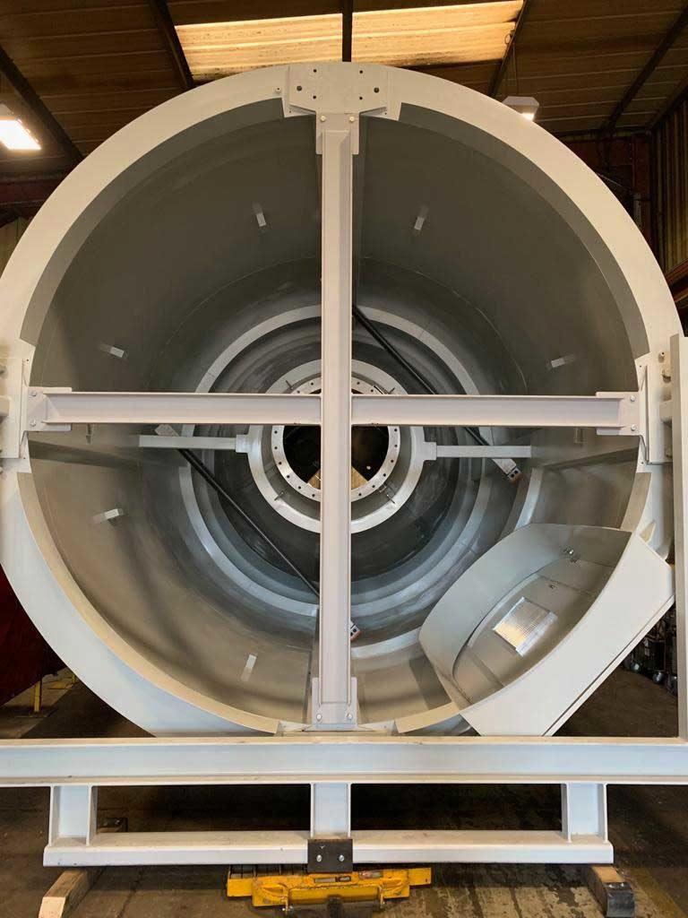 Skirted silo - Spirotech-SRD