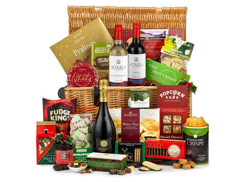 Win a Christmas hamper - Spirotech Group Ltd