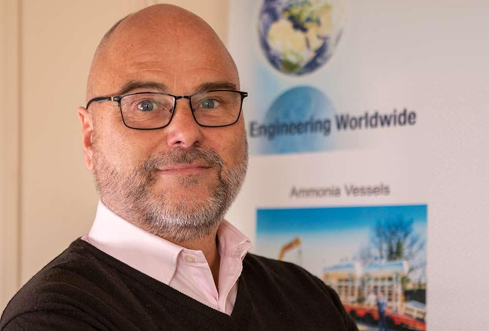 Mark Bulbrook - Business Development for Spirotech Group