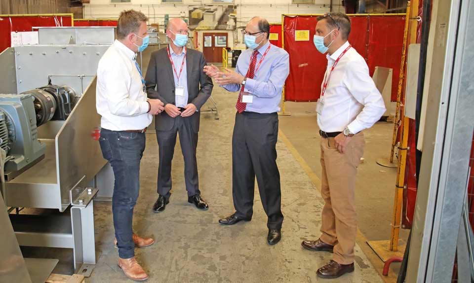 Russell-Gadsby-Darryl-Preston-Tory-PCC-candidate-Shailesh-Vara-MP-Cllr-Simon-Bywater-Spirotech