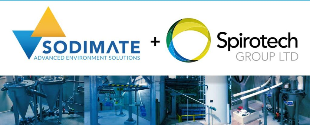 Sodimate appoint Spirotech Group as sole UK distributor