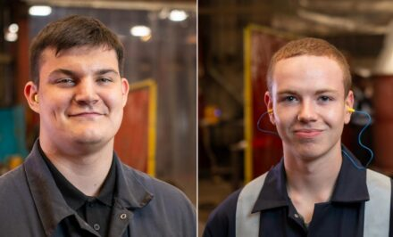 Latest candidates to take up the 3-year apprenticeships at Spirotech Group